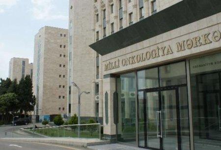 Milli Onkologiya Mərkəzinin kollektivi cəbhə bölgəsinə yardım aparıb