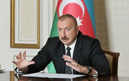 Azərbaycan Ordusu bu əraziləri işğaldan azad etdi: Prezident açıqladı