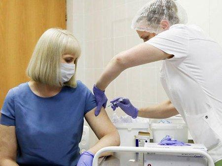 Rusiya da bu gün kütləvi vaksinasiyaya başlayır