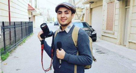 Mehman Hüseynov saxlanıldı - VİDEO