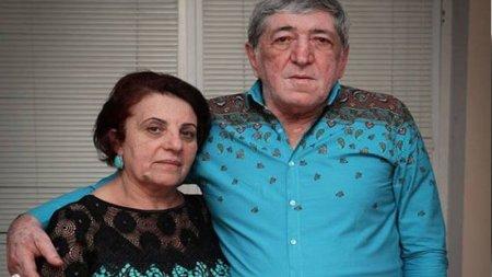 Həyat yoldaşı Rəmişi son mənzilə yola salır (VİDEO)