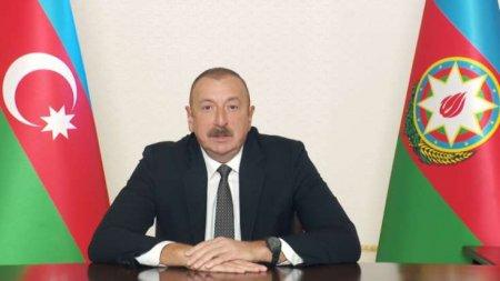Prezident videomüraciət etdi - SON DƏQİQƏ