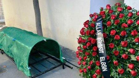 Əməkdar mədəniyyət işçisi vəfat etdi (FOTO)
