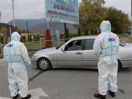 İctimai yerlərdə 15 koronavirus xəstəsi saxlanılıb, 5 nəfərə cinayət işi açılıb
