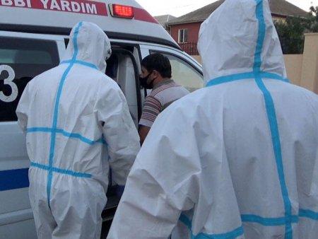 Ötən gün evini tərk edən 18 koronavirus xəstəsi saxlanıldı