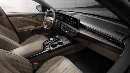 Kia şirkəti K8 modelini təqdim edib - FOTO