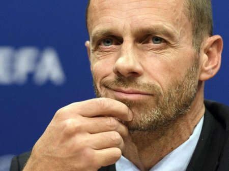 UEFA-nın prezidenti öz maaşını artırıb - Qurumun gəlirləri azalsa da