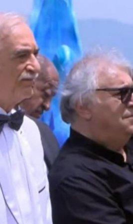 Bayram Səfərov Prezidentin iştirak etdiyi tədbirdə yenə mürgülədi — FOTO