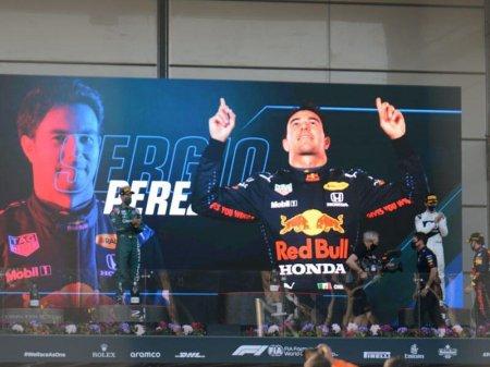 F1 qalibi Bakıdakı qələbəsindən danışdı