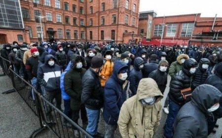 Rusiyada miqrantlar üçün qaydalar çətinləşdirilib