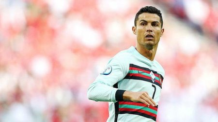 Kriştiano Ronaldodan tarixi qol