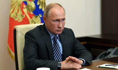 Putindən Qarabağ açıqlaması:Konflikt dayandırılıb!