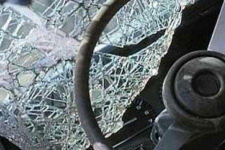 Sumqayıtda iki avtomobil toqquşub, bir nəfər ölüb
