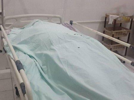 93 yaşlı qadın intihar etdi