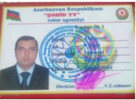 Tovuz rayonuda həkimi şantaj edərək pul tələb edən jurnalistlər aşkar edildi foto.