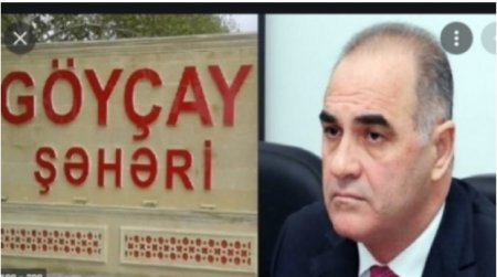 Zibili meydan sulayan, generalı laqeyid başçı olan Göyçay - FOTOFAKT
