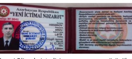 """Saxta vəsiqəli """"Yeni ictimai Nəzarət"""" Şurasının üzvləri nə işlə məşğuldular? - Bəs Turani Əliyev?"""