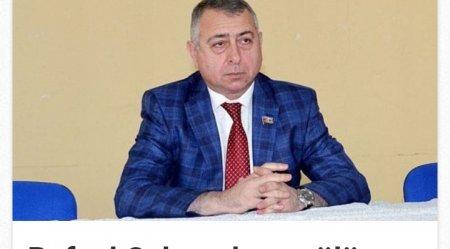 Rafael Cəbrayılovun ölüm səbəbi açıqlanıb